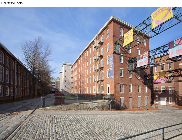 Redevelopments such as Winn Companies' Boot Mill in Lowell have shown the potential of smart-growth projects in Gateway Cities. Advocates say more state aid is needed to encourage developers to take risks on such projects. Courtesy photo/Banker & Tradesman.